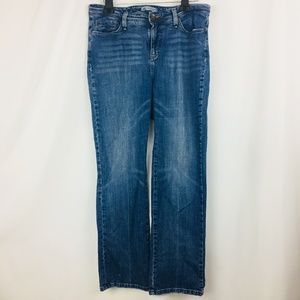 Lee Naturally Slimming Straight Leg Jeans